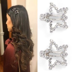 Tasha- Twinkle Star Hair Clips
